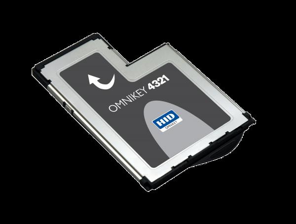 Omnikey 4321 Mobile ExpressCard 54-0