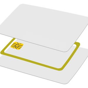iCLASS Contactless Smart Card 2k bit with 2 application areas-0