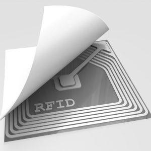Sticker adesivi RFID NTAG203 paper-0