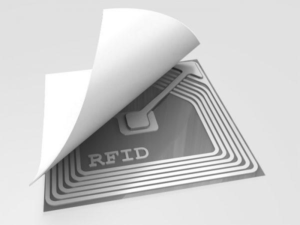 Sticker adesivi RFID NTAG203 plastic-0