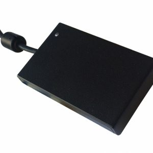 Identiv Multi-ISO High Frequency Smart Card Reader with Keyboard Emulation (Colore Nero)-0